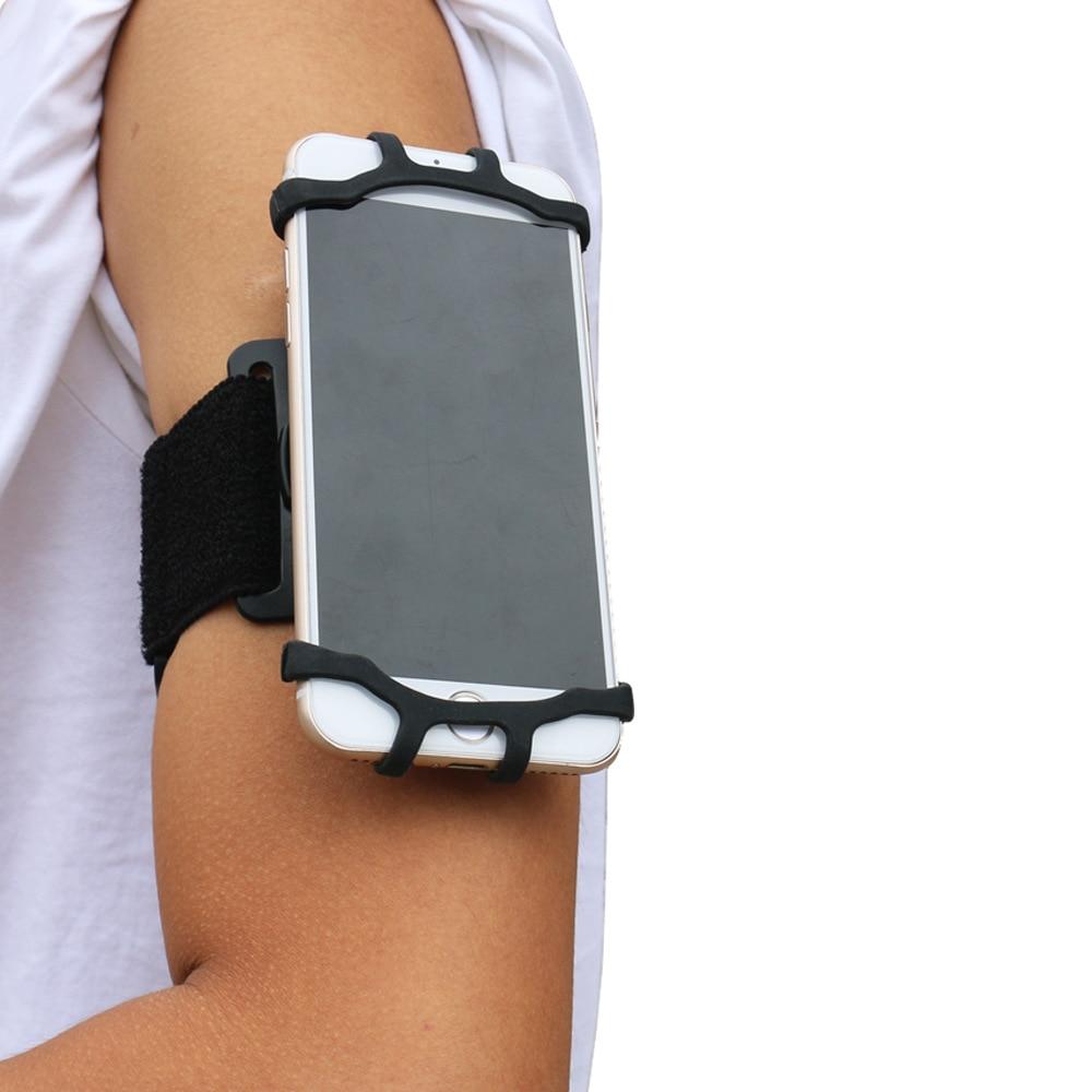 Multifunctional Mobile Phone Wrist Strap Men Women Outdoor Running Hiking Mobile Phone Sports Arm Bag