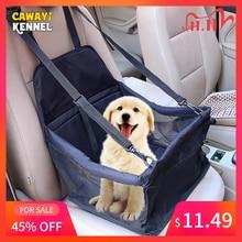 Cawayi Kennel Reizen Hond Auto Seat Cover Opvouwbare Hangmat Pet Carriers Bag Carrying Voor Katten Honden Transportin Perro Autostoel Hond