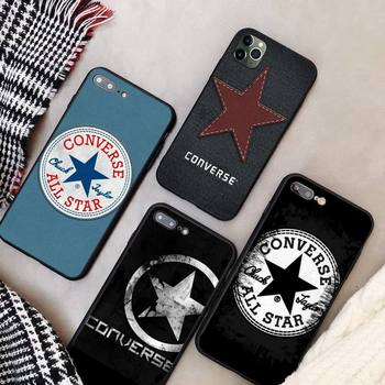 Luxury Street Brand CV Phone Case for iphone 11 PRO MAX X XS XR 4S 5S 6S 7 8 PLUS SE 2020 image