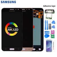 Original AMOLED For Samsung Galaxy J3 2016 J320 J320A J320F J320P J320M J320FN LCD Display Screen Touch Digitizer Assembly