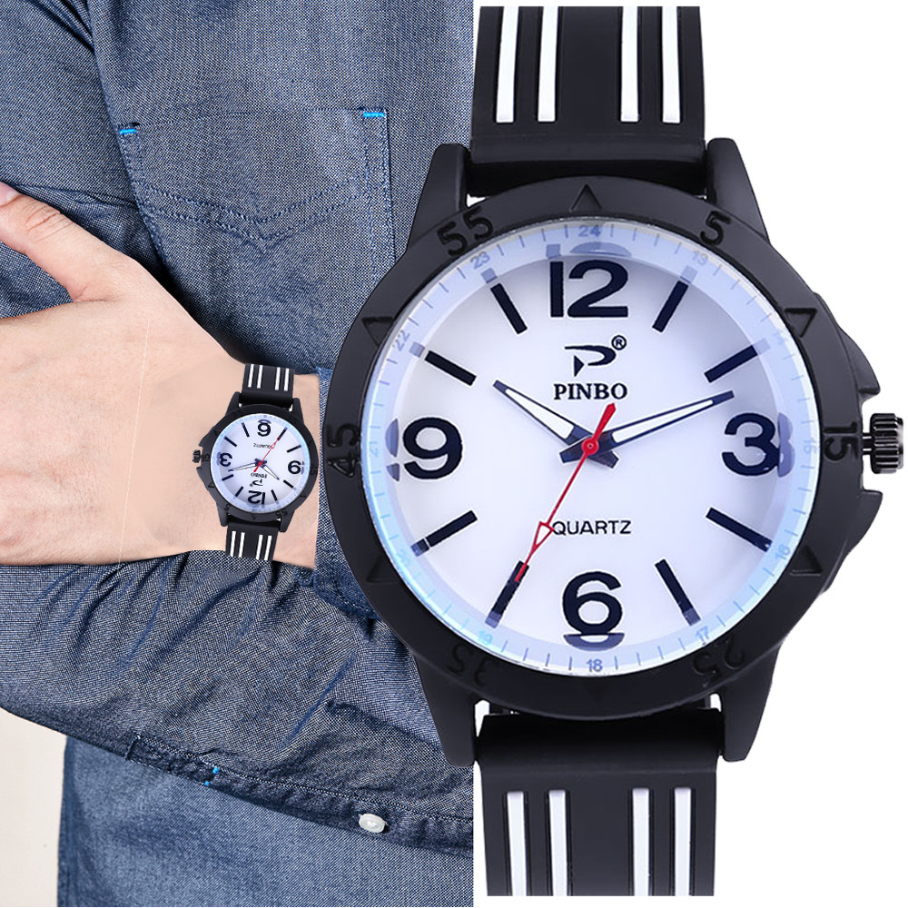 Watch Men Simple Fashion Zhou Lianfa man Watch Leban Winner Quarter-show Wild Temperament Student relogio masculino часы мужские
