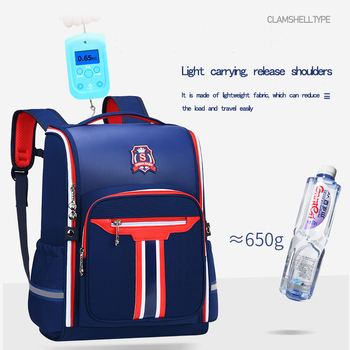children school bags for teenagers boys girls big capacity school backpack waterproof satchel pupil kids book bag smiles 3 pupil s book