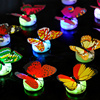 5pcs Self-adhesive butterfly shape decorative night light wall lamp baby bedside lights Indoor lighting home decor 3