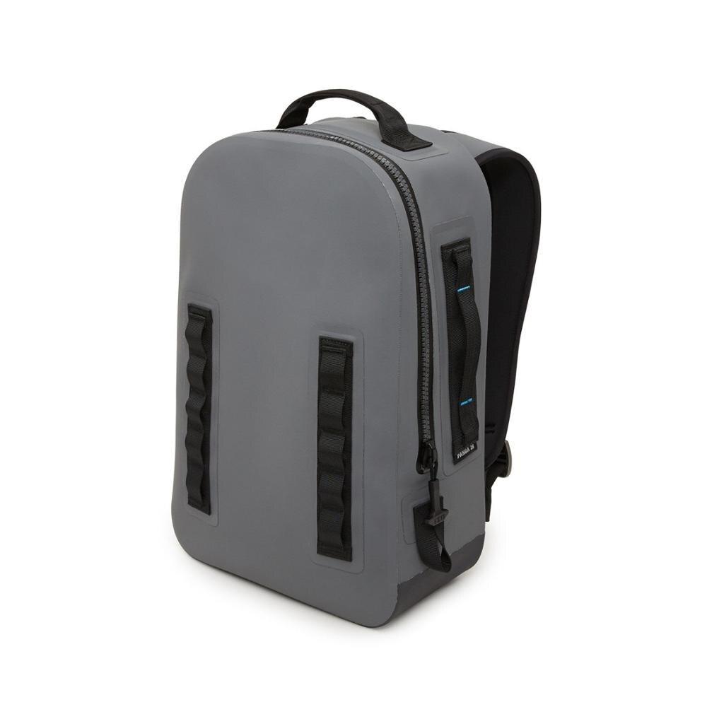 Водонепроницаемая сумка для рыбалки, рюкзак из искусственной кожи с мягкой прочной ручкой и широким ремешком