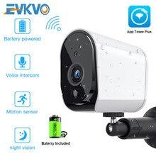 1080P Wifi Camera Batterij Aangedreven 2MP Hd Outdoor Draadloze Beveiliging Ip Camera Surveillance Weerbestendige Pir Alarm Audio Opnemen