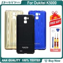 100% neue Original Batterie Abdeckung Für Oukitel K5000 Zurück fall Schutz Smartphone Reparatur Ersatz Zubehör Teile