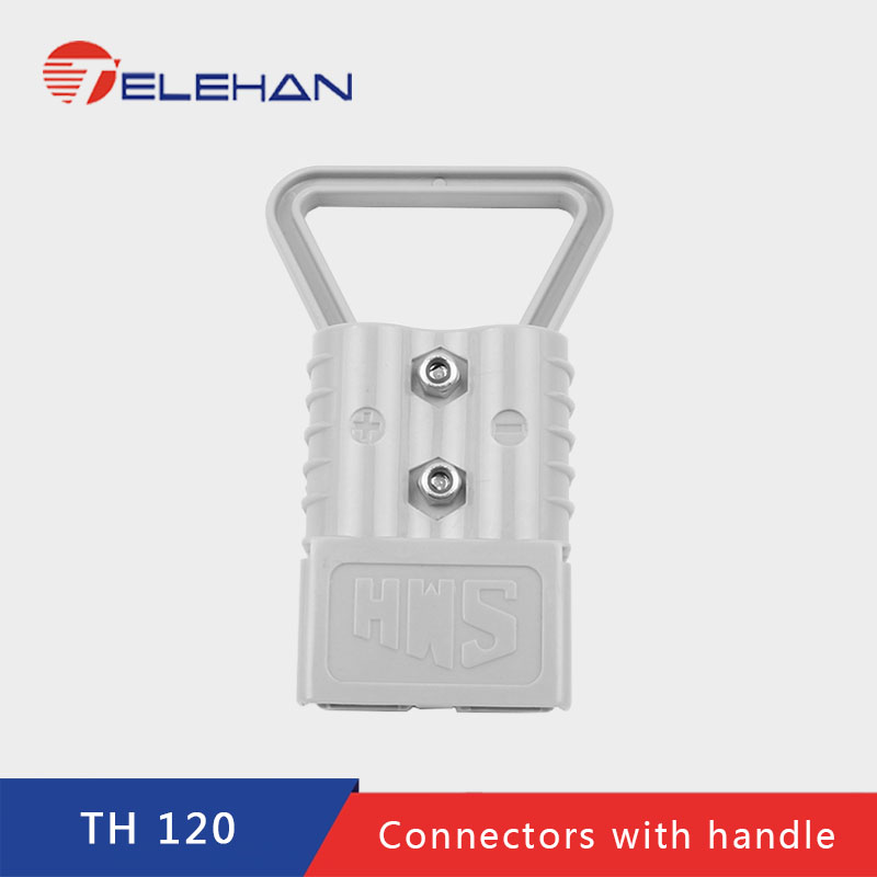 3/10pcs  Anderson Conector 120A 2/4/6 AWG Connector, Anderson Plug,battery Terminal, Solar Connector, Handle, Dustyproof Cover