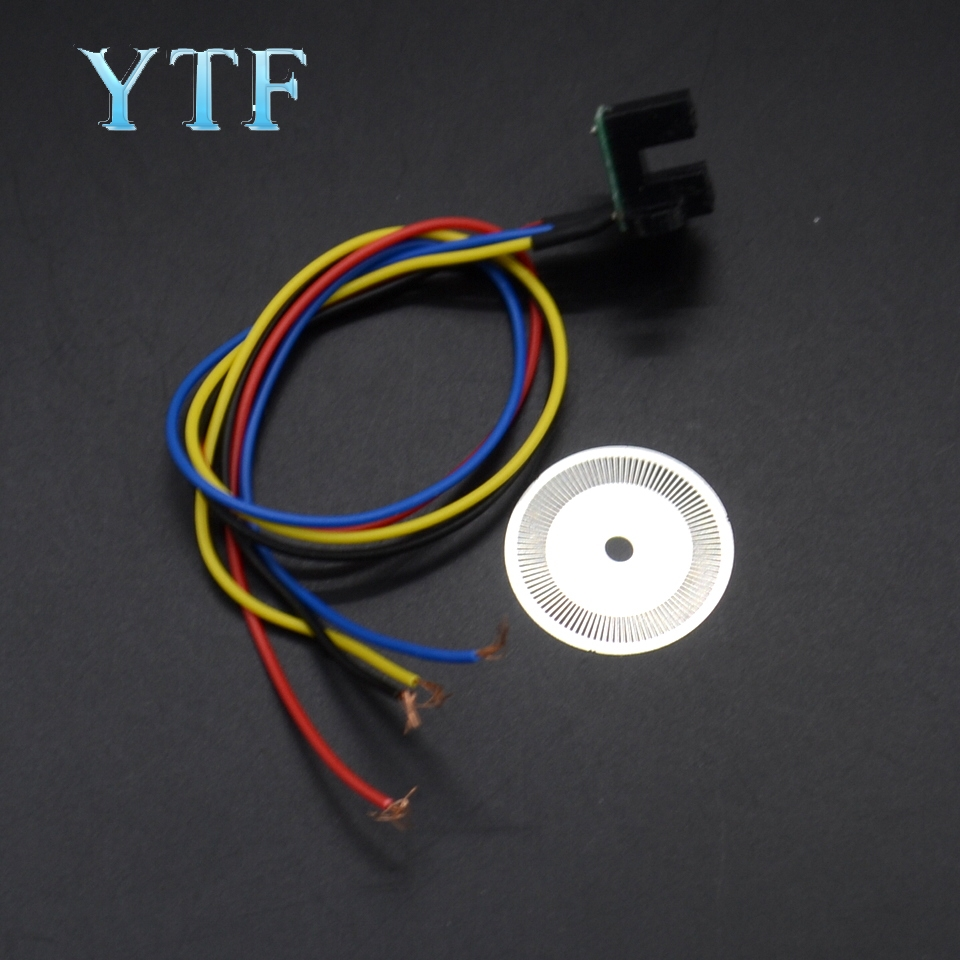 Photoelectric Speed Sensor Encoder Code Disc Disk Code Wheel