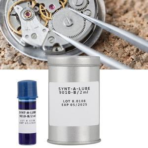 Image 1 - 2ml zestaw do naprawy zegarków zestaw do ruchu oleju zegarek do ruchu narzędzie do konserwacji smaru zestaw do naprawy zegarków akcesoria do naprawy zegarmistrza