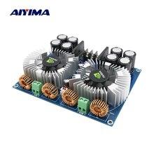 Aiyima TDA8954TH Bộ Khuếch Đại Âm Thanh Kỹ Thuật Số Tàu Lớp Sau Công Nguyên Amplificador 420Wx2 Stereo Amp BTL Bộ Khuếch Đại Điện Cho Gia Đình