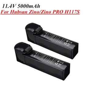 Battery for Hubsan Zino/Zino PRO H117S RC Drone Quadcopter Spare Parts 11.4v 5000mAh Intelligent Flight Battery 1pcs to 5pcs