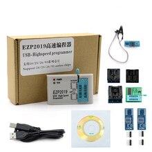 Высокий Скорость USB SPI программатор лучше, чем EZP2013 EZP2010 2011 Поддержка 24 25 93 флэш-память EEPROM Биографические очерки EZP