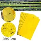 5pcs 25*20cm Yellow ...