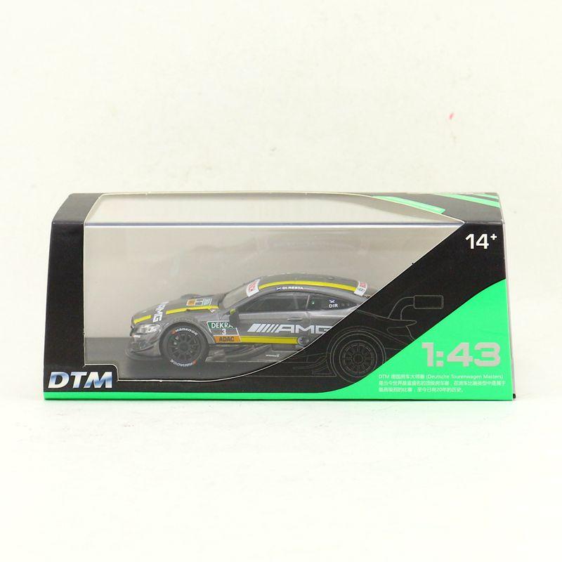 RMZ City/1:43 Scale/Diecast Toy Model/DTM C-Class AMG Super Sport Racing Car/Educational Collection/Gift/Children/Original Box