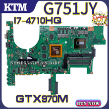 ROG G751J G751JY G751JT G751LJ G751 for ASUS laptop motherboard mainboard test O