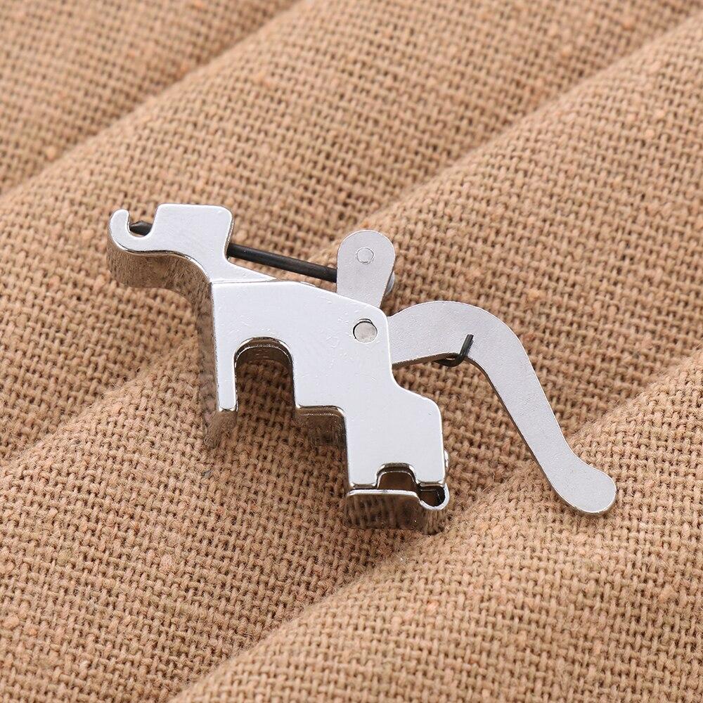 Прижимная лапка для швейной машинки, 1 шт., прижимная лапка, низкий пресс для хвостовика, держатель для ног для Brother Janome Singer, металлические Шве...