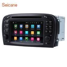 Seicane-autoradio pour Mercedes SL R230, SL350, SL500, SL55, SL600, SL65, Android 10.0, IPS, 7