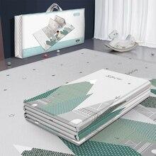 200X180 см XPE складной детский игровой коврик водонепроницаемый коврик для ползания двухсторонний нескользящий игровой коврик для ползания для детей-крутая гора