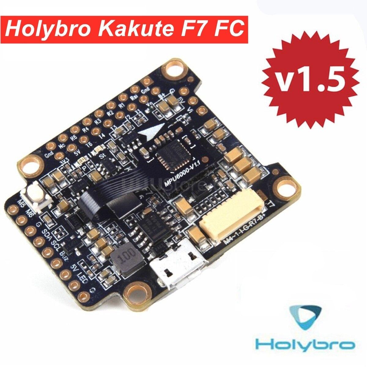 Holybro-transmisor de vídeo Holybro Atlatl HV V2 5,8G, F7 V1.5 FC, Holybro Tekko32, 4 en 1, 35A, ESC, Combo para Dron RC FPV