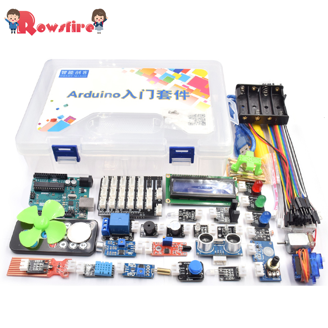 Free Shipping 1 Set Mixly Graphical Programming Learning Singlechip Development Board Kit For Arduino