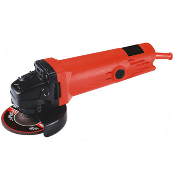 Grinding Machine Electric Angle Grinder Single-speed Woodworking Power Tools  for Home Woodworking Grinding Metal Polishing