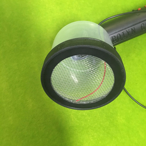 Image 2 - ABS Mini Beflockung Maschine Statische Gras Beflockung Applikator mit Gleitschutz Griff für DIY Scenic Modellierung Sand Tabelle