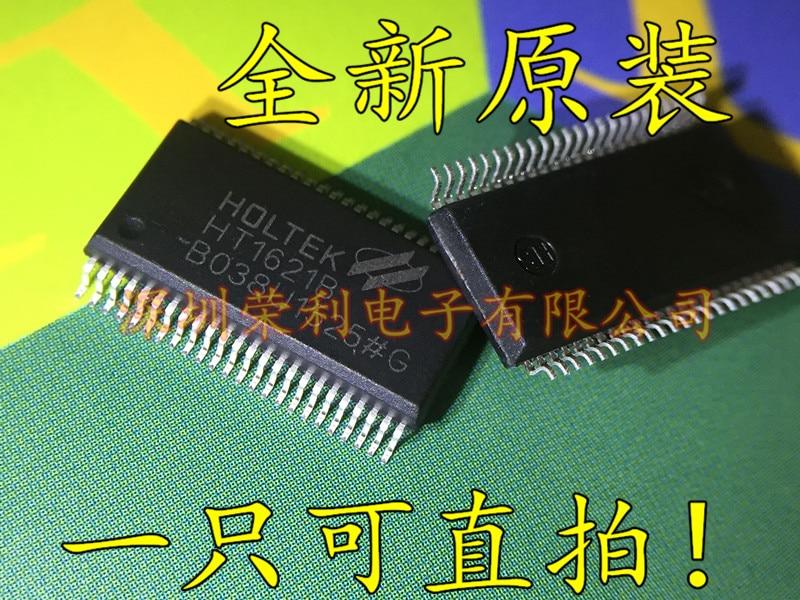 10PCS New Original  HT1621B SSOP-48   RAM LCD