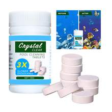 Cleaners Chlorine Swimming-Pool Toilet-Cleaning Water-Disinfect Instant-Effervescent