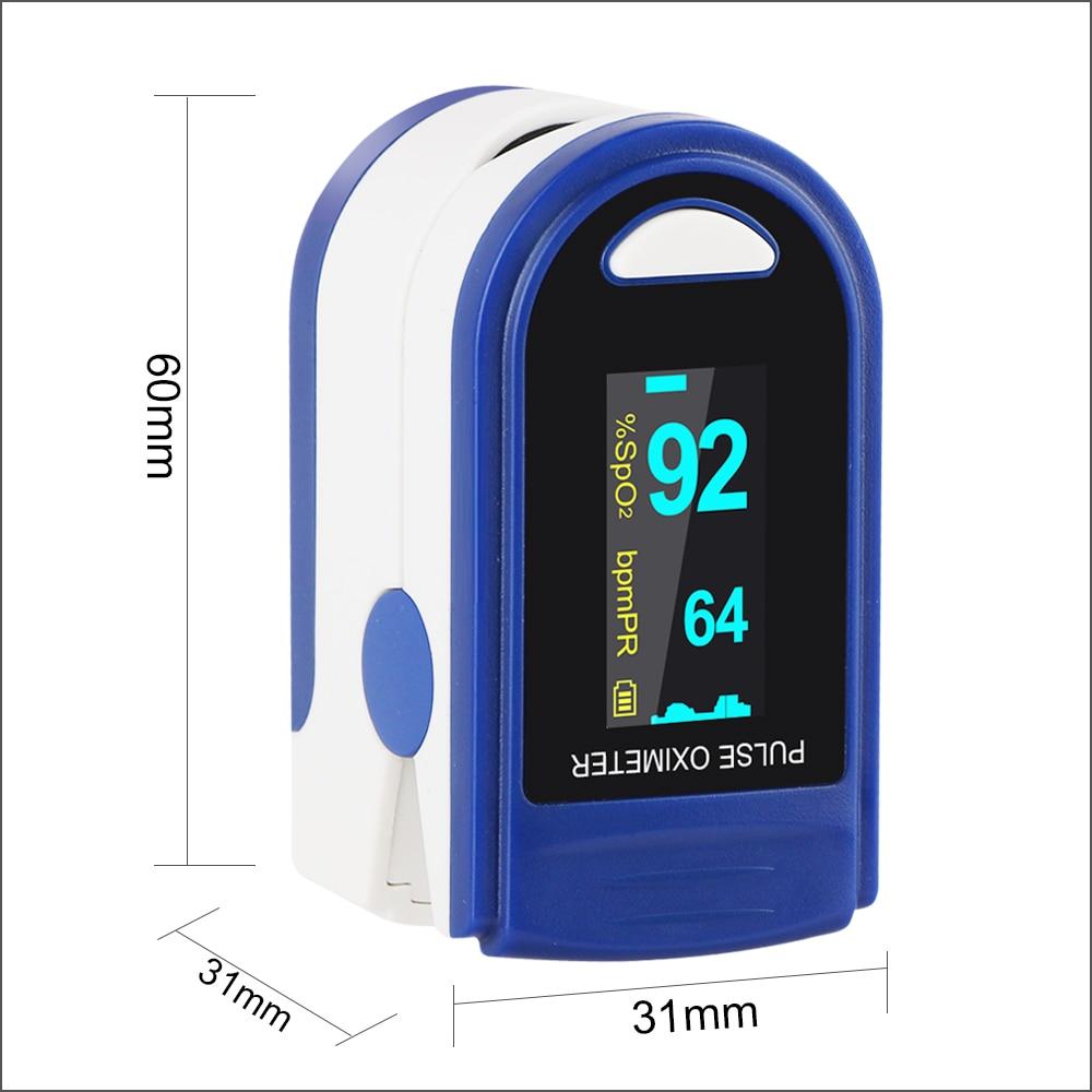 pulse oximeter JPD-500C.04