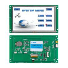 7-дюймовый TFT ЖК-дисплей интерфейсы UART модуль с платы контроллера + программное обеспечение ПОС/ НТС/ ДСП/ любой микроконтроллер