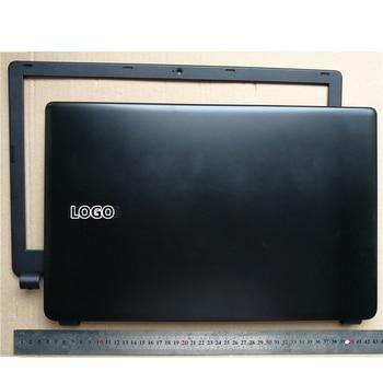 Nueva computadora portátil para ACER E1-570 E1-510 E1-530 E1-532 572 532G 572G LCD superior/bisel marco frontal Hosuing cubierta/bisagras
