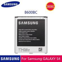 Оригинальная батарея samsung B600BC B600BE для samsung GALAXY S4 2600 мА/ч, I9500 I9502 i9295 GT-I9505 I9506 I9508 I959 i959 с NFC