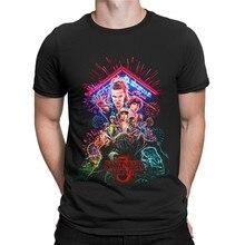 New Summer T-Shirt Stranger Things Men  Season 3 T-Shirt Men Women 3D Print Stranger Things T Shirt Hipster Tees