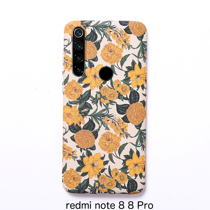 Image 2 - Art relief scrub Japanese Kanagawa wave Hard Shell case cover For XIAOMI redmi note 8 Pro redminote 8 caseFitted Cases   -
