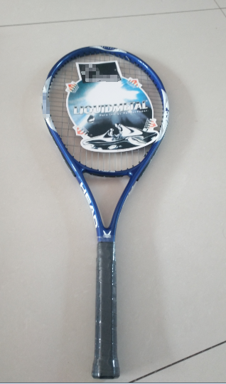 Free Shipping Tennis Racket Carbon Fiber Proffisional Technical Type Training Tennis Racquet 1pcs