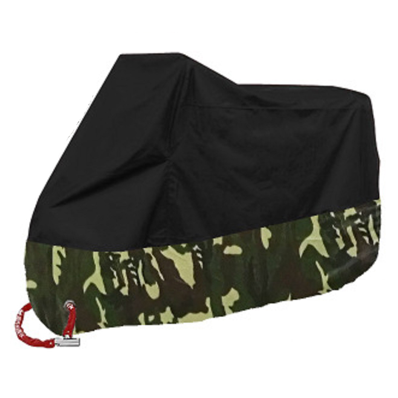 Motorcycle Cover Funda Moto Bike Cover Waterproof Dustproof Protective Cobertura Para Motos Scooter Rain Cover Cubre Housse Moto