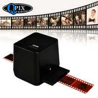 17.9 Mega Pixels Driver Free USB 35mm Negative Film Scanner 135 Slide and Film Converter 17.9 MP135 Film Scanner Photo Scanner