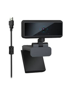 USB Webcam Microphone Peripheral Computer Web-Camera Laptop Youtube Auto Focus 30fps