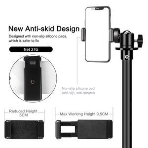 Image 3 - Selfieขาตั้งกล้องขาตั้ง1/4แบริ่งสกรูสำหรับสตูดิโอSoftboxแฟลชร่มReflectorแสงแฟลชโคมไฟ