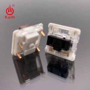 Image 3 - Kailh 로우 프로파일 기계식 키보드 스위치, 노트북 용 초박형 키보드 스위치 선형 촉각 핸드 필링 도매 cpg1232