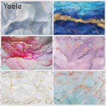Yeele Marble Surface Texture Stone Wall Abstract Pattern Gradient Grunge Baby Backgrounds Photographic Backdrop Photo Studio