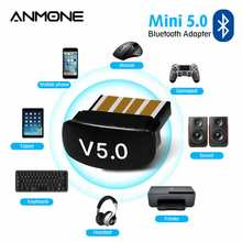 True 5.0 Adapter Usb Bluetooth na Pc Audio Transfer plików minikomputer laptopy USB Receptor Dongle Bluetooth 5 nadajnik