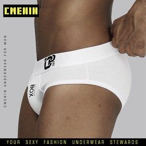 U Выпуклое хлопковое сексуальное мужское нижнее белье, бикини, мужские трусы с логотипом, мягкие мужские трусы, нижнее белье, шорты, Innerwear OR215