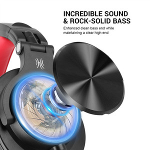 Image 3 - Oneodio A71有線オーバーイヤーヘッドホンでマイクスタジオdjヘッドフォンプロモニター録音 & ミキシングヘッドセットゲーム