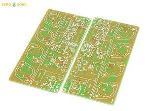 Image 3 - ZEROZONE 1 paio (2 pezzi) scheda PCB per HOOD JLH2003 oro sigillato tubo scheda amplificatore di potenza (2 schede)