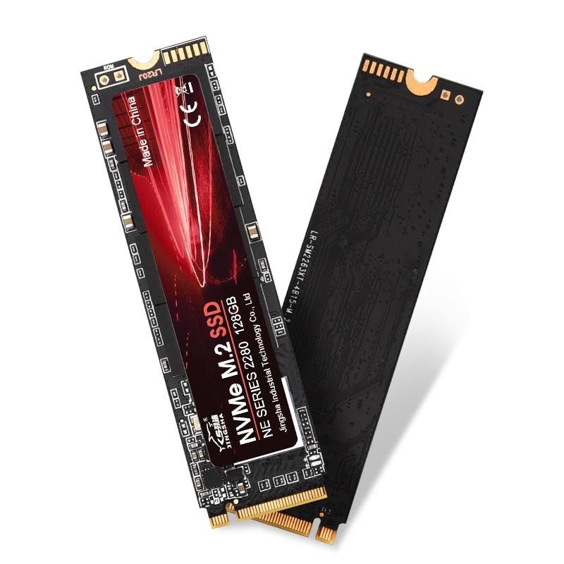 JINGSHA M2 SSD NVMe 256GB 512GB 1TB 128GB M.2 2280 PCIe SSD Internal Solid State Drive for Laptop Desktop SSD DriveR 2