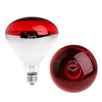 Fattoria Luce Termico di Conservazione di Pollo Maiale Lampada di Calore A Raggi Infrarossi LED Hatch del Gatto Del Cane di 100/150/200/ 250W Nave di Goccia N20