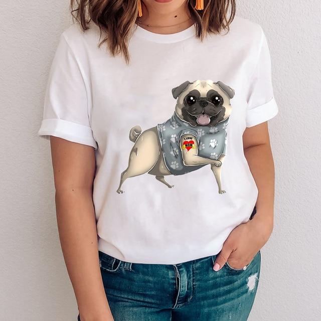 I Love Mom Women's T- Shirt 2