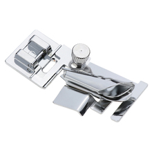 Household electric multi-function Sewing Machine Part Snap On Metal Bias Tape Binder Presser Foot for Brother Janome Singer