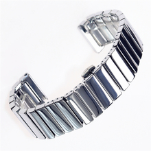 22 мм Серебристый, розовое золото, керамический ремешок для часов, браслет, ремень для samsung Galaxy S3 S4 46 мм, часы huawei, часы GT2 Suunto Garmin